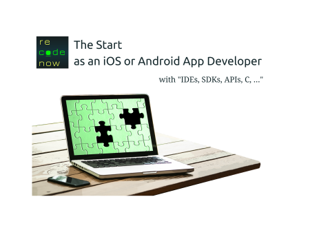 Starting with Mobile App Development